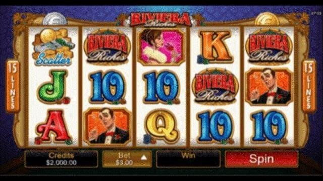 Check Out The Riviera Riches Slots With No Registration