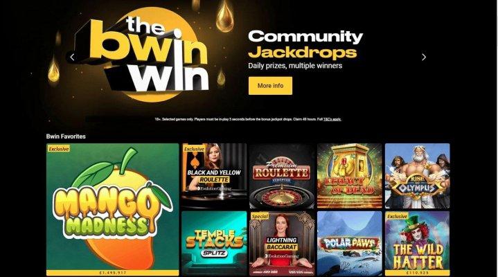 Bwin Casino Gewinn Auszahlung