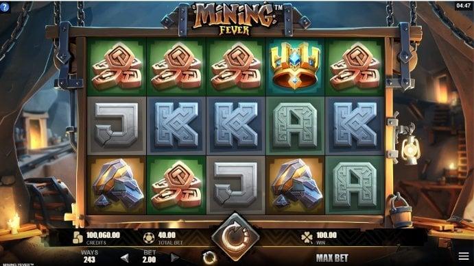 Queen play slots
