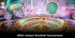 Mr Green €5,000 Instant Roulette Tournament Begins!