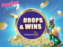 €/$62,500 Per Week Casino Joy & Pragmatic Play Drop & Wins Promo!