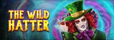Red Tiger Releases The Wild Hatter Online Slot