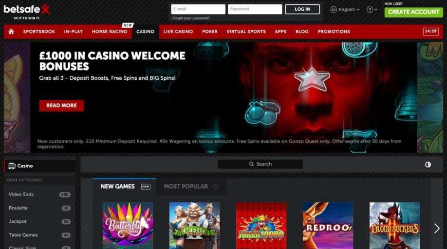 MGA Casino Software and Bonus Review